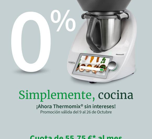 ¿QUIERES CONOCER LA NUEVA Thermomix® TM6?