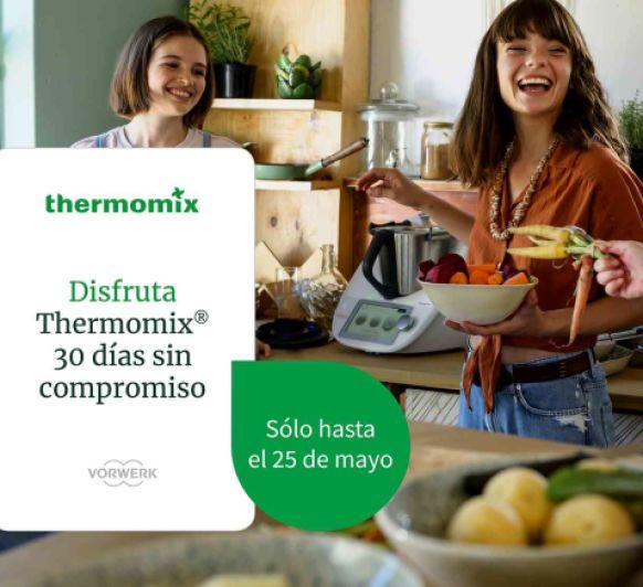 DISFRUTA Thermomix® TM6 30 DIAS SIN COMPROMISO