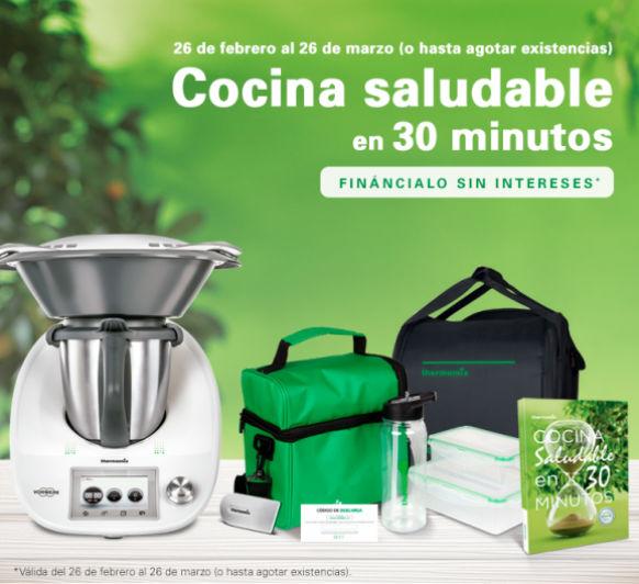 Edición Thermomix® Cocina saludable en 30 minutos