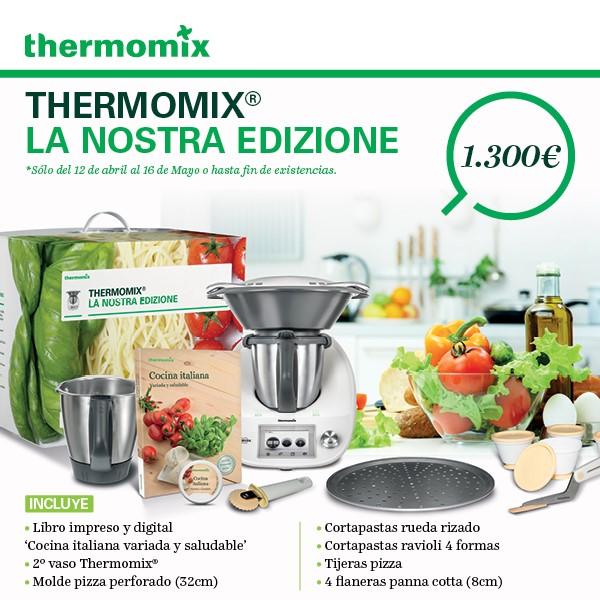 ¡Nueva edición Thermomix® !
