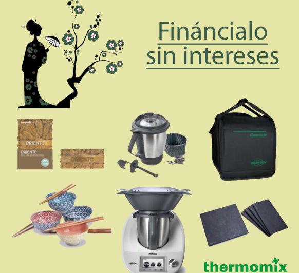 Thermomix® CON FINANCIACIÓN 0% INTERÉS