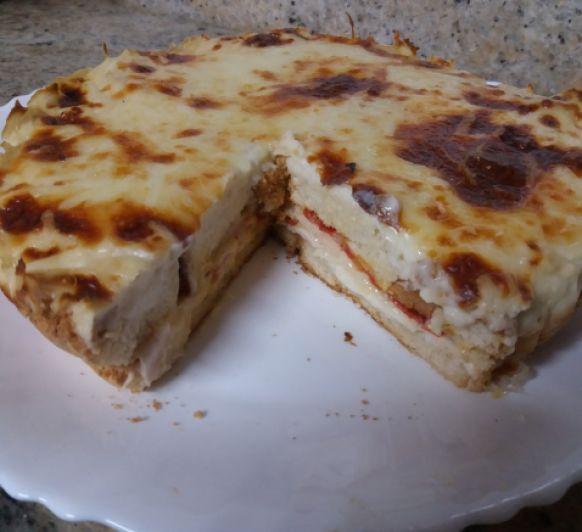 TARTA SANDWICH