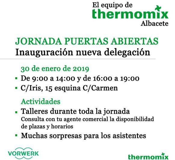 Inauguración Delegación en Albacetr