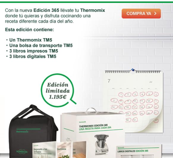 Thermomix® EDICION 365